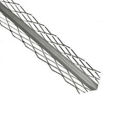 Профиль углозащитный стальной 35ммх35х3 с цпвс 50шт.