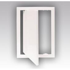 Л2030 Люк-дверца пластмассовый стенной