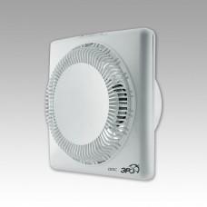 DISC 4C ЕТ Вентилятор осевой вытяжной с обр. клапаном электр. таймером  D100