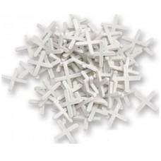 Крестики 5,0мм для кладки плитки,250шт,Sparta 880805